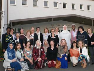 WFWP Ireland,SFP Interfaith Gathering at Synagogue,Dublin 10 June.