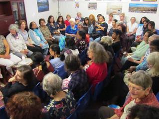 WFWP Women's Peace Meeting. July 31st 2014. Birmingham