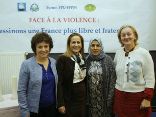 WFWP France, Forum in Response to Charlie Hebdo attack