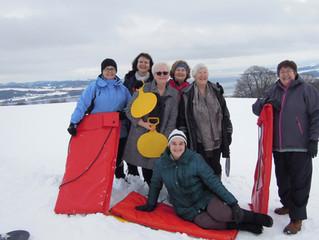 WFWP Norway Rejuvenation Weekend; part of their women's self empowerment program: