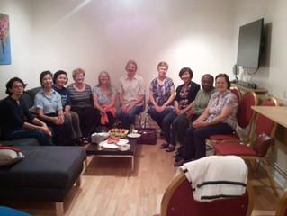 WFWP South London/UK Women of Faith - Testimony evening