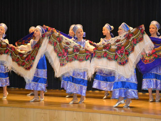 WFWP Russia/Austria,Angels of Peace Reconciliation Dance