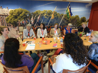 WFWP Netherlands UN Int. Day of Peace 2014