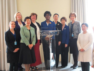 WFWPI and the UN Commission on the Status of Women