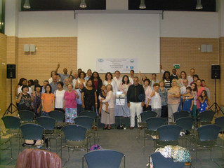 WFWP Portugal, Day of Peace Seminar, Odivelas, 21 Sept 2014
