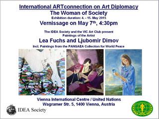 WFWP Austria art exhibition