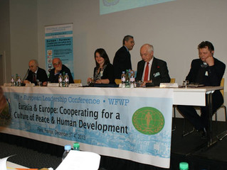WFWP Intl'l and UPF, EU Leadership Conference, Paris