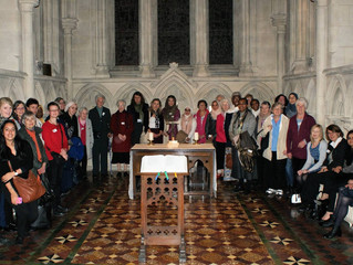 WFWP Ireland supported event of the Sisters of Faith for Peace