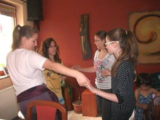 WFWP Hungary, 3-Day-Program for Teenagers