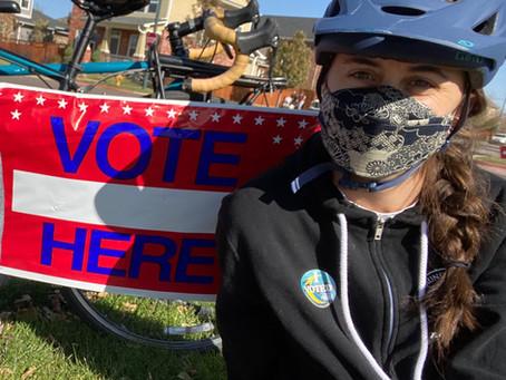 November Sustainability Spotlight Hero — Carina Gaz