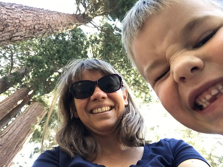 April's Sustainability Spotlight Heroes- Barbara Decker and Christina Foust