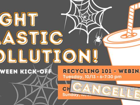 Fight Plastic Pollution!