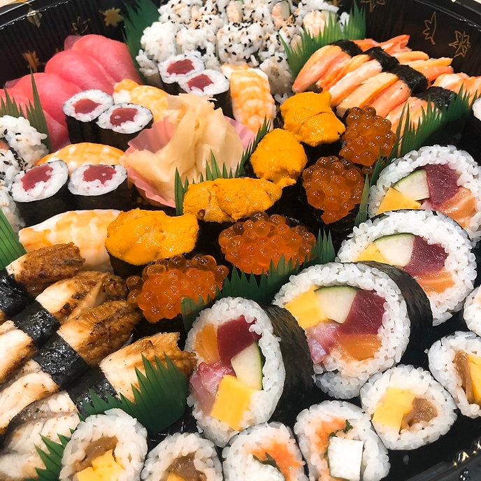Sushi Rin Set $150 + tax ( must pre-orde