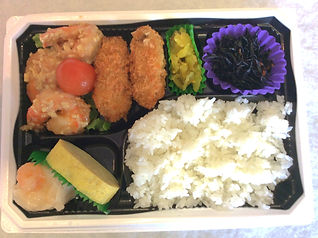 Sample/Higawari Bento
