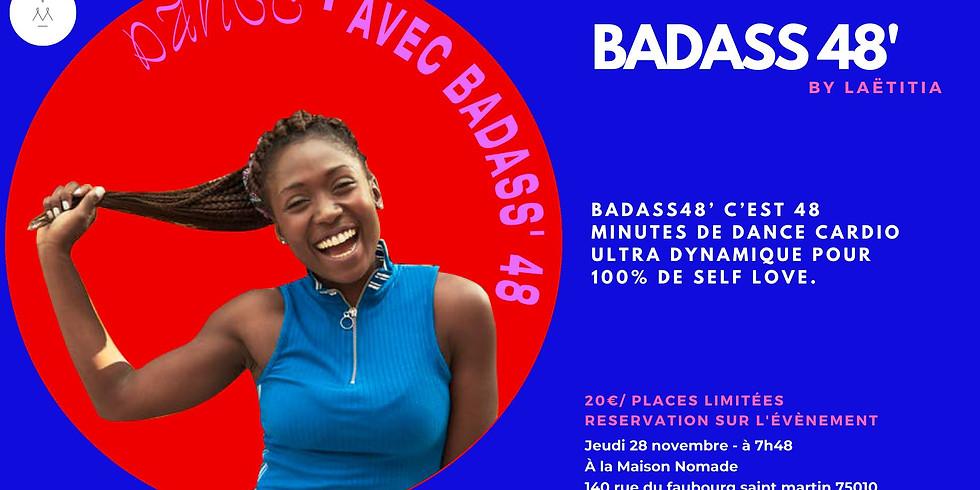 Fetons ensemble les 1 an du coffee shop le plus Badass de Paris aka Maison Nomade