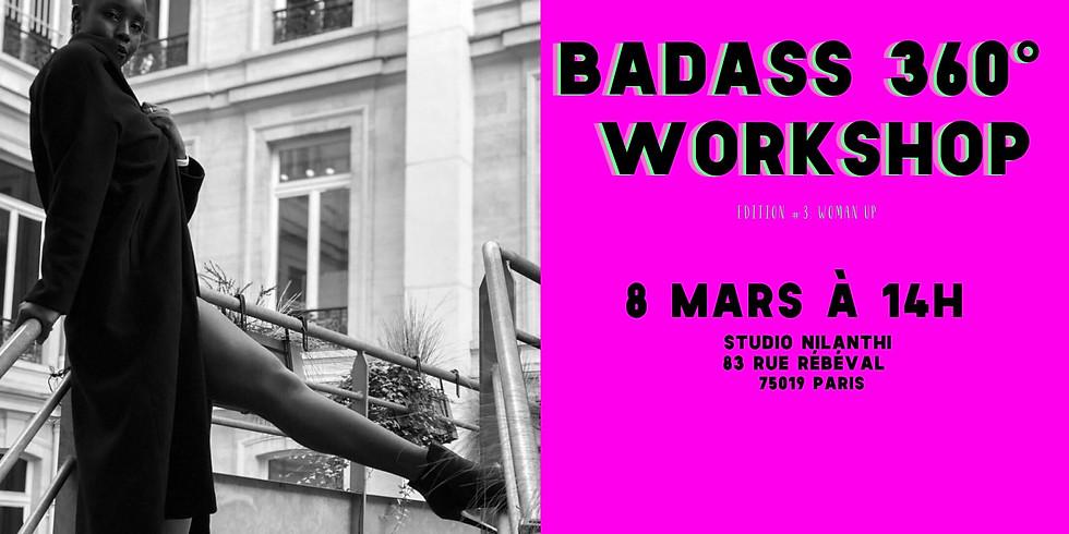 BADASS 360° Workshop #3: What's up energie féminine?