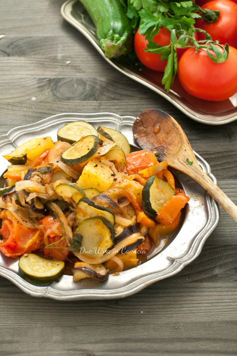 Türlü verdure al Forno