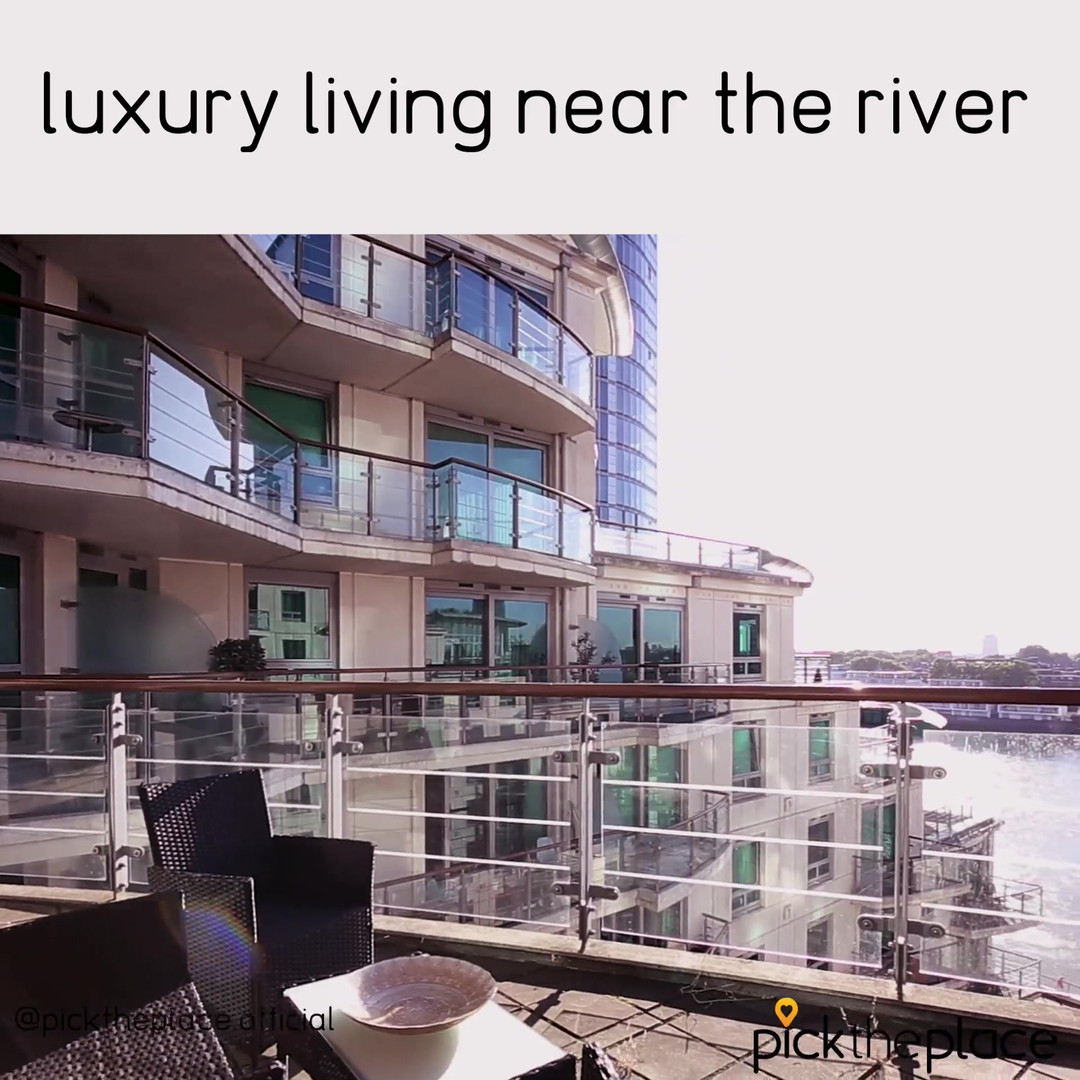 luxury living near the river.mp4