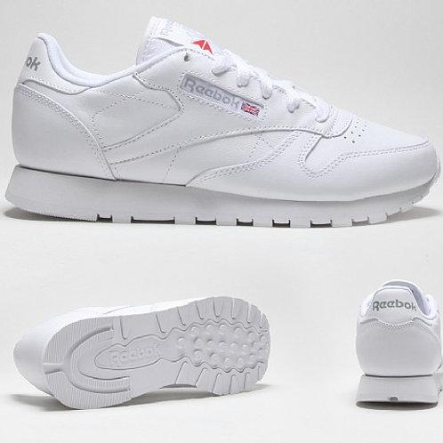 Reebok classic белые