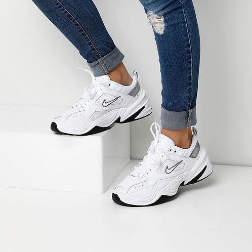 Nike M2K tekno white black