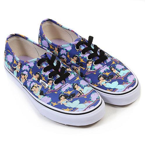 Vans Disney фиолетовые