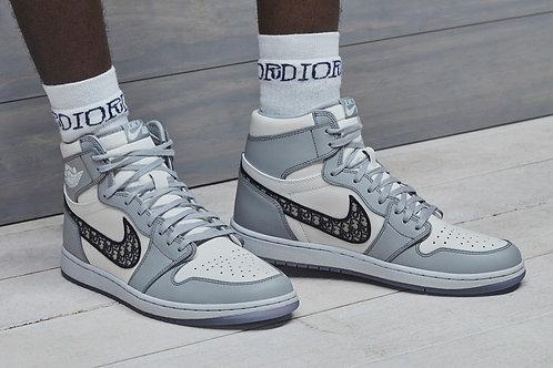 Nike air Jordan 1 Dior