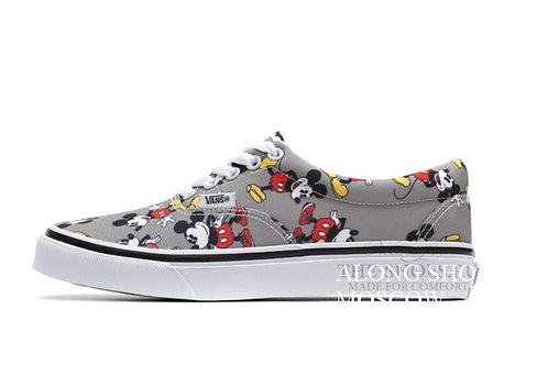 Vans Disney Mickey Mouse серые