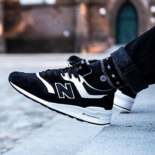 New balance 997 черные