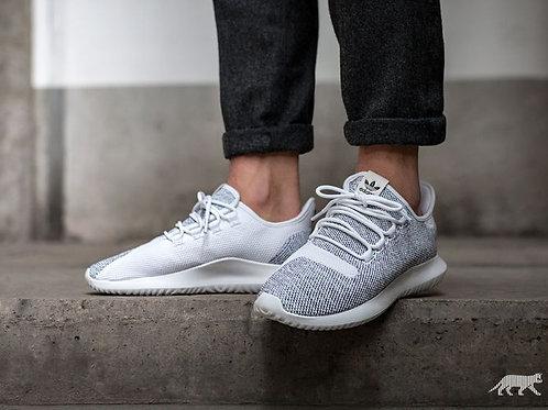 Adidas tubular shadow белые