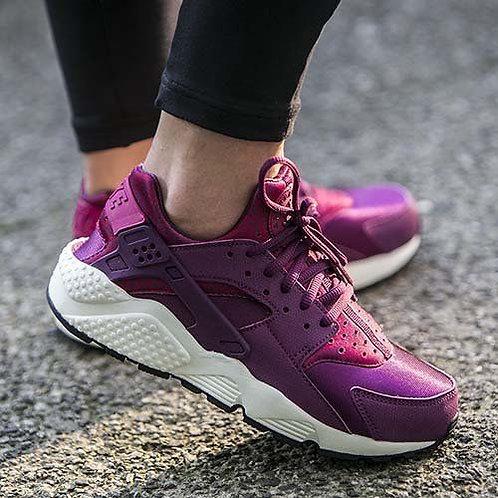 Nike air huarache фиолетовые