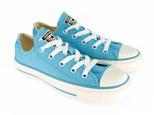 Converse голубые