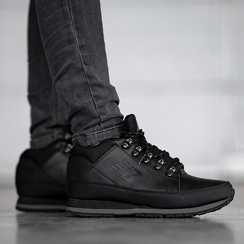 New balance 754 черные