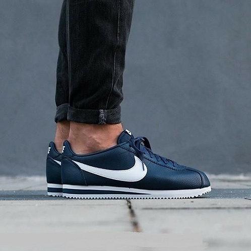 Nike Cortez синие