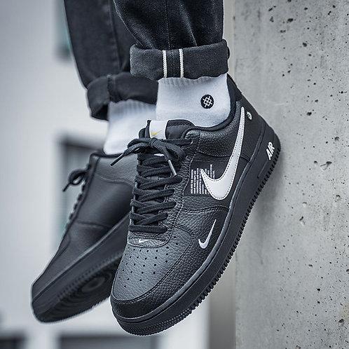Nike air force LV8 черные