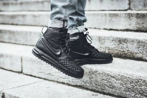 Nike lunar force duckboot 17 черные