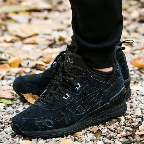 Asics gel lyte MT черные
