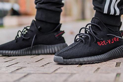 Adidas yeezy boost 350 V2 черные