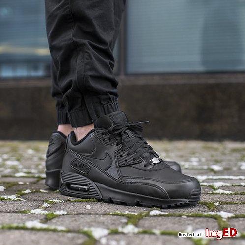 Nike air max 90 черные