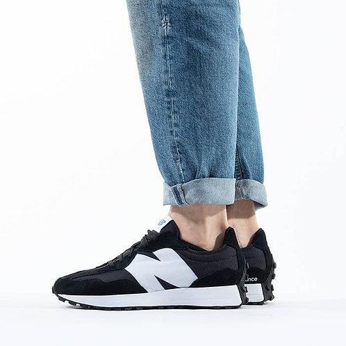 New balance 327 черные