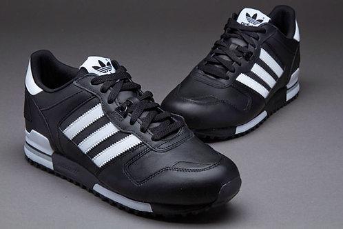 Adidas ZX 700 черно-белые