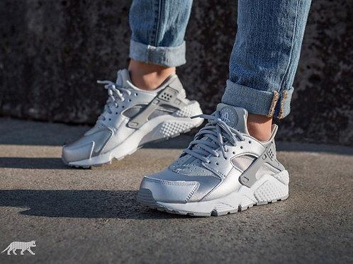 Nike air huarache серые