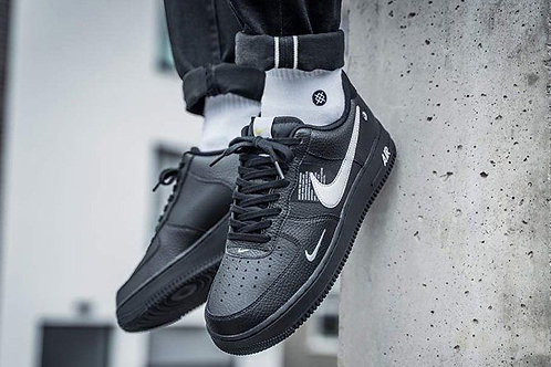 Nike air force LV8 черные