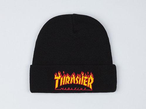 Thrasher magazine шапка
