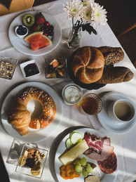 Frühstück im  ArlBerglife
