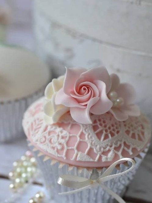 Vintage Cupcake Decorating Class - Sunday 3rd March