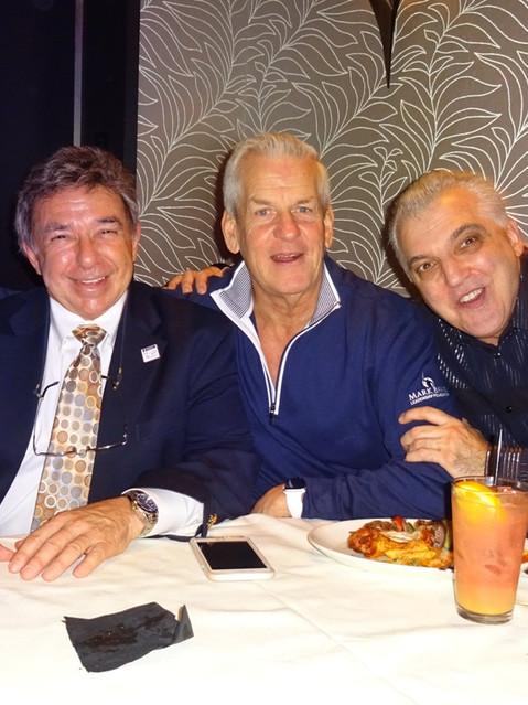 Dennis Serpone & Comedians Lenny Clarke John Pizzi