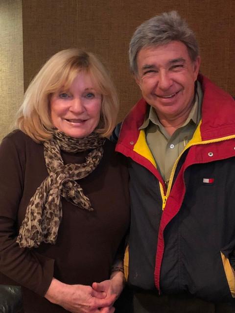 Dennis and Carol Patton