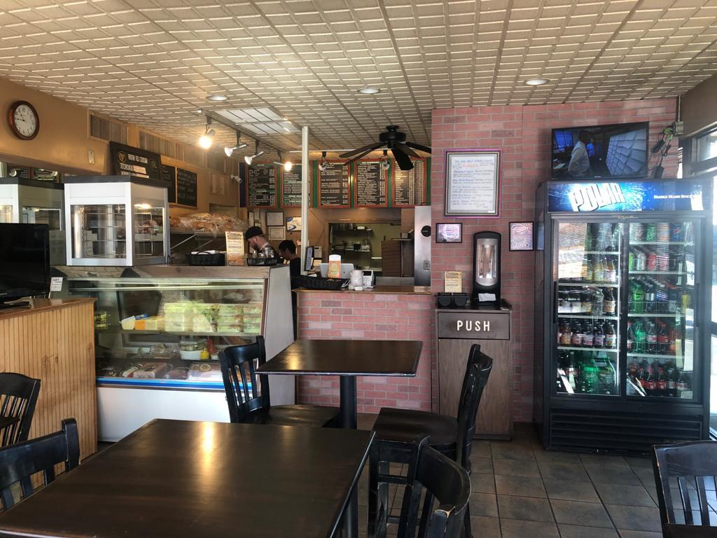 Popular Wakefield Pizza Shop