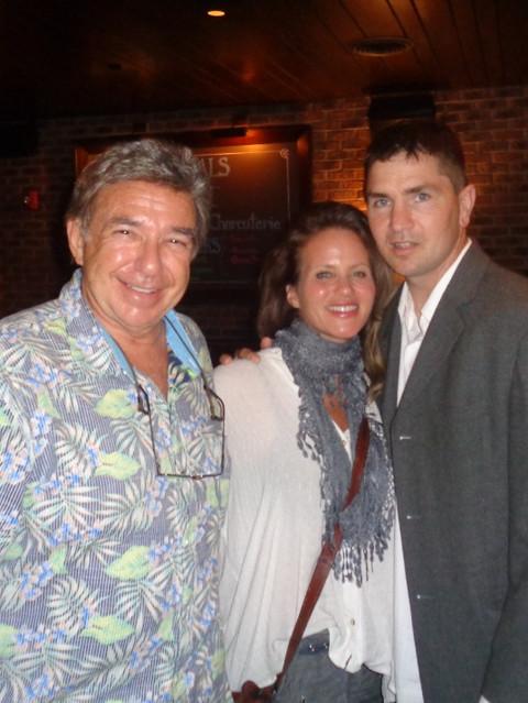 Left to Right: Steve Sweeney Carol Patton Dennis Serpone