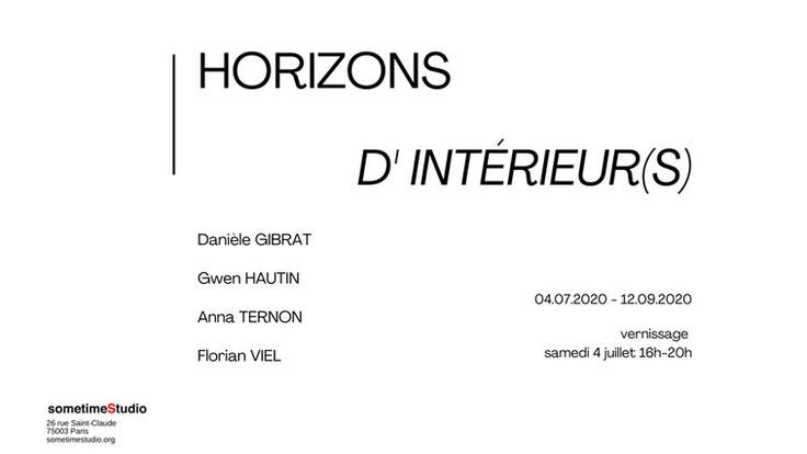 HORIZONS D'INTERIEUR(S)